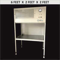 6 X 2 X 2 FT Vertical Laminar Air Flow Unit