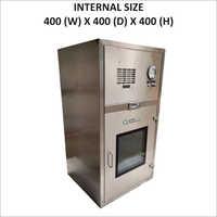 400 X 400 X 400 High Quality Dynamic Pass Box
