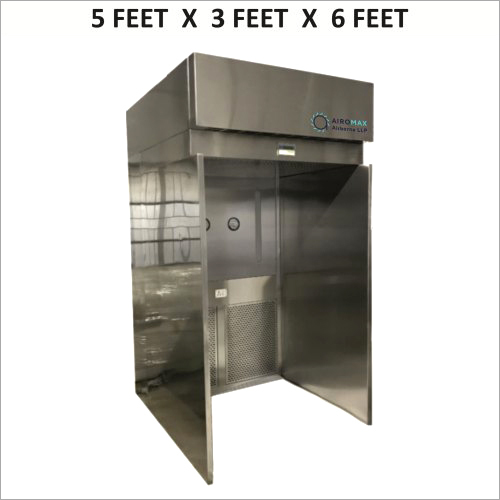 5 X 3 X 6 FT Sampling and Dispensing Booth