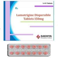 Lamotrigine Dispersible 150mg Tablet
