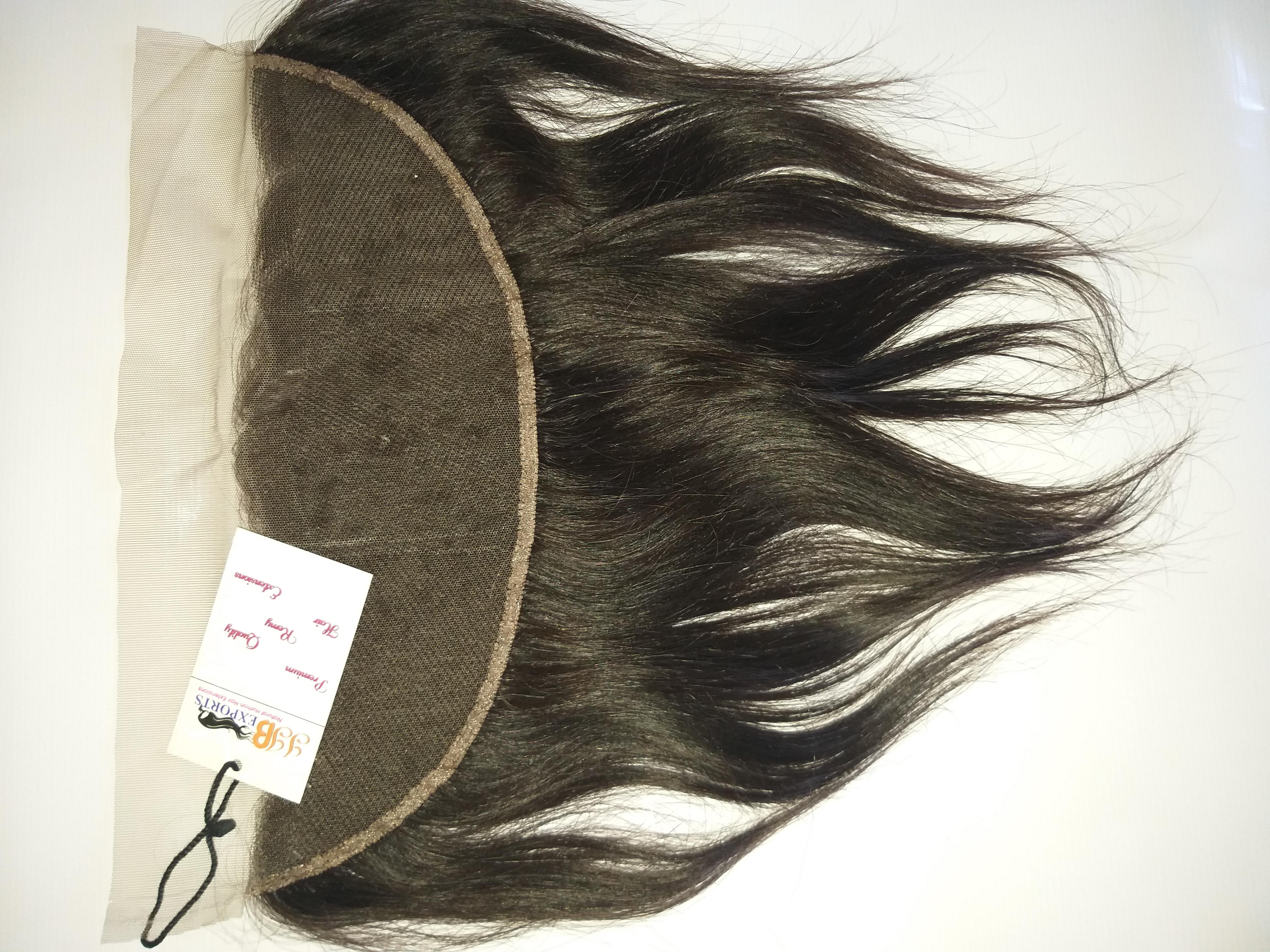 Natural Raw Unprocessed Virgin 13x4 13x5 13x6 4x4 Hd Swiss Lace Closure Human Hair