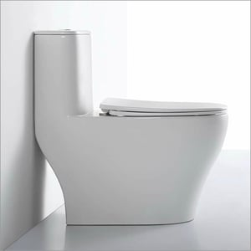 Square One Piece Toilet