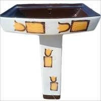 Polo Vitrosa Set Wash Basin