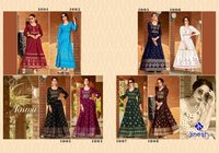 Aasma Vol-1 Rayon With Foil Print Kurtis