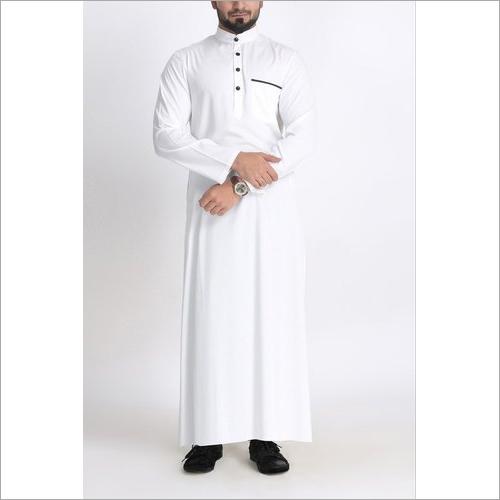 White Men Arabic Thobe