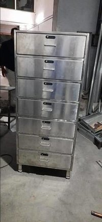 S.S Drawer Cabinet