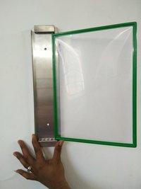 SOP Hanger for Document