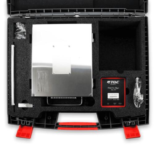 TQC SHEEN CX3015 CURVEX 3 STANDARD OVEN LOGGER KIT