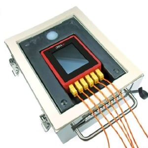 TQC SHEEN CX2400 HEAT BARRIERS FOR CURVEX OVEN DATALOGGERS