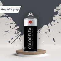 Colorflex  Graphite Grey Spray Paint