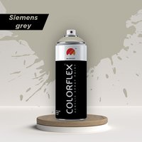 Colorflex Siemens Grey Spray Paint