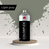 Colorflex Light Grey Spray Paint
