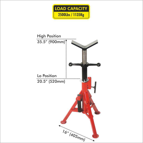 Pipe Stand S Type Lo-J