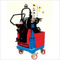 Heavy Plate Thickness Bevelling Machine
