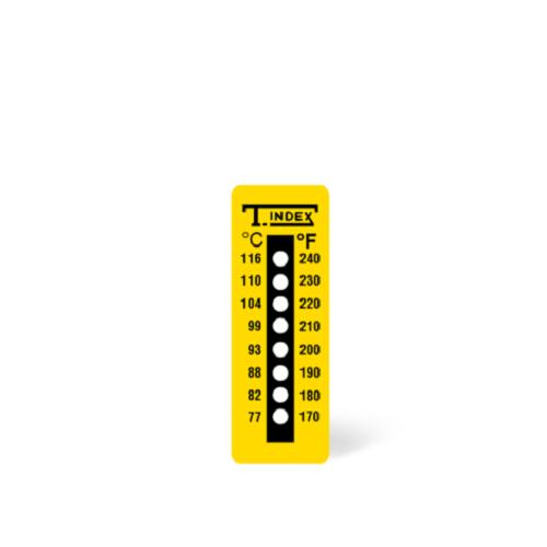 TQC SHEEN TC1100 TEMPERATURE INDICATION STICKERS