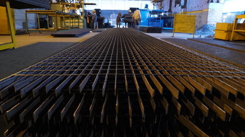 Electro Forged Grating