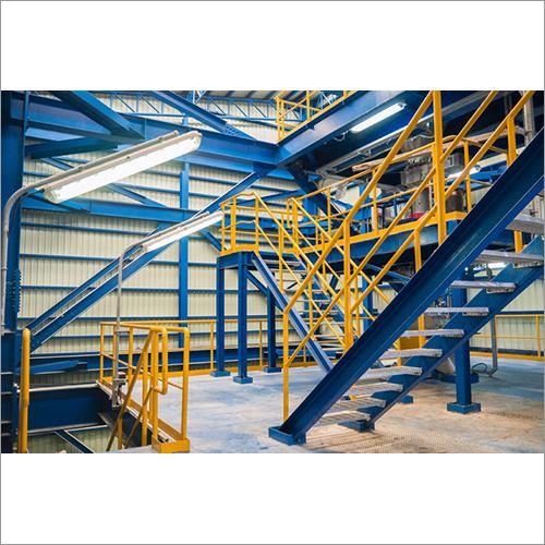 Galvanized Handrail