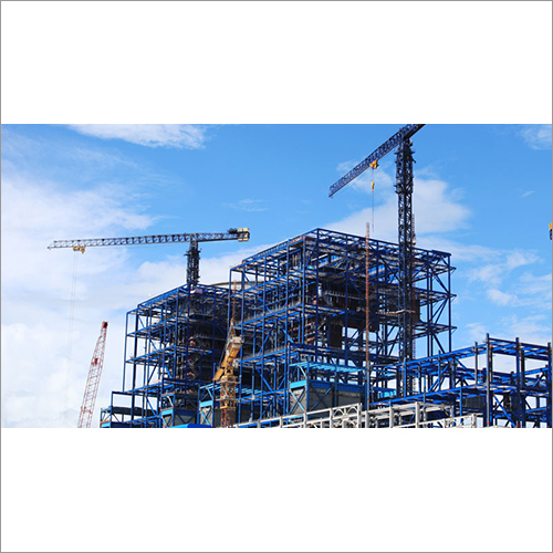 Equipment Tower Structure