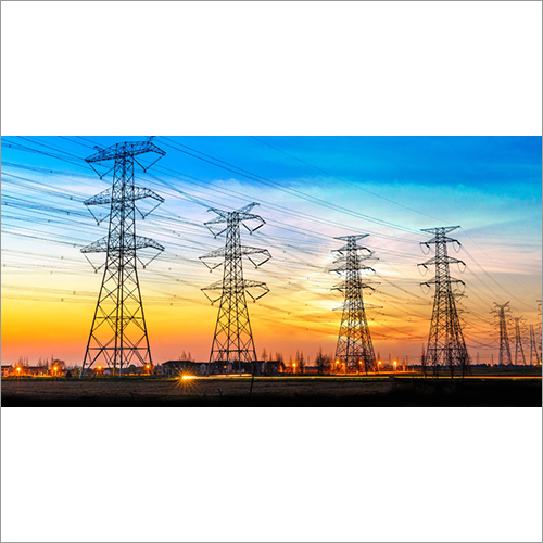 Transmission Line Towers And Substation Structures