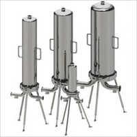 Sanitary Design Type Cartridge Filter Housing