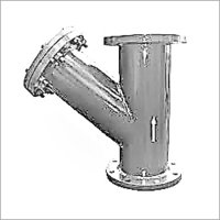 Fabricated Y-Type Strainers