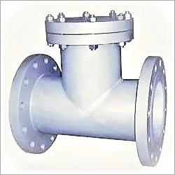 Fabricated T-Type Strainers