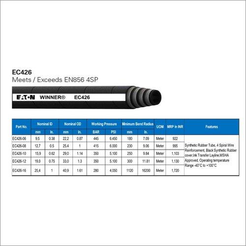 EC426 Hydraulic Spiral Hose