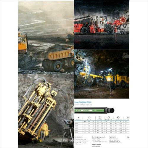 Mining Machine Hoses