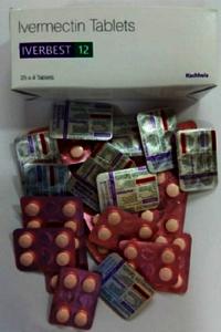Iverbest 12 mg Tablets
