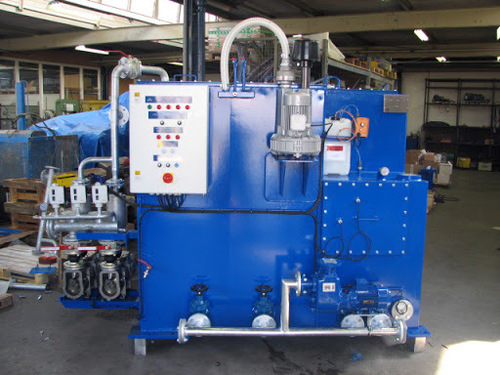 SBR Based Sewage Treatment Plants