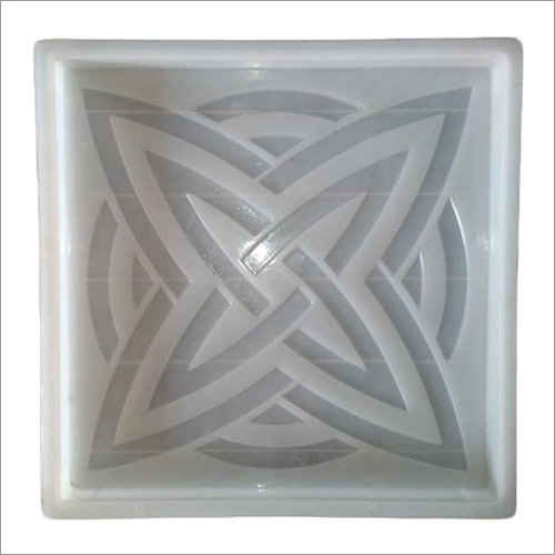 Star Chequered Tiles Moulds