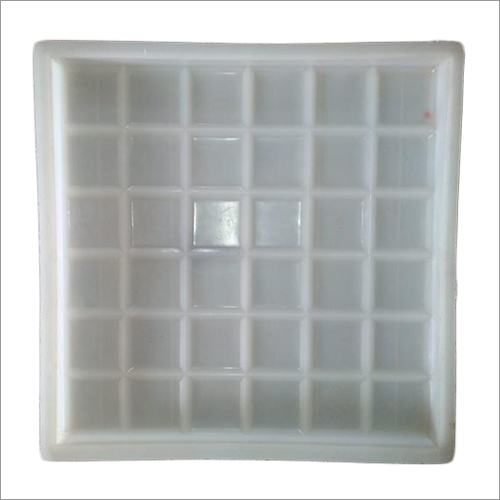 36 Dabbi Chequered Tiles Moulds