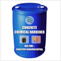 Concrete Chemical Hardener