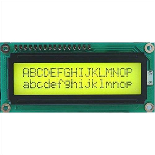 16x2 JHD Character LCD Display