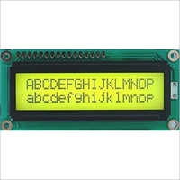 16x2 JHD Character LCD Display