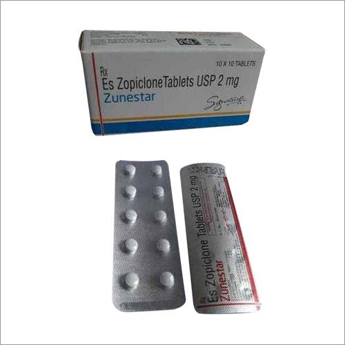 2mg Zunestar Tablets