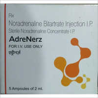 Noradrenaline Bitartrate Injection IP