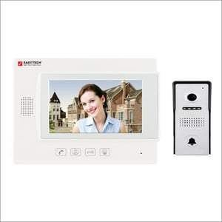 Video Door Phone With SD Card