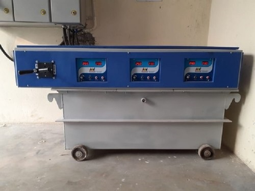 50 KVA Servo Voltage Stabilizer With By-Pass