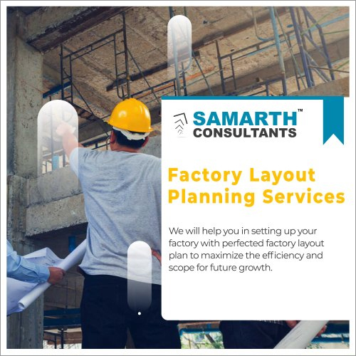 Factory Layout Planning Services