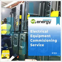 Electrical Equipment Commissioning Services
