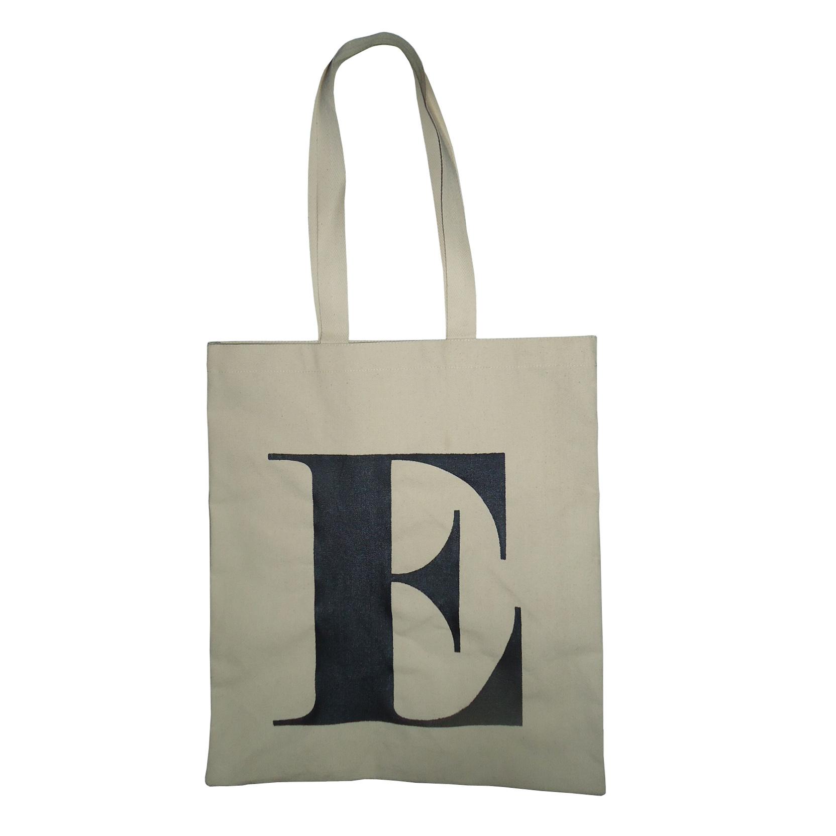 10 Oz Natural Canvas Bag With Soft Web Handle