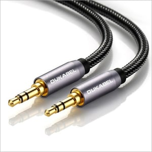 Stereo Audio Auxiliary Cable