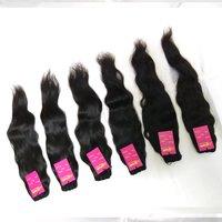 Raw Virgin Cuticle Aligned Wholesale Brazilian Hair Bundles Vendors