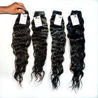 Natural Raw Unprocessed Indian Virgin Curly Human Hair  Bundle