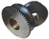 Gantry Machine Gears, Shafts and Sprockets