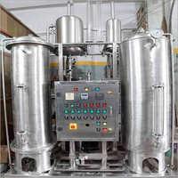 Carbonator With Intermix