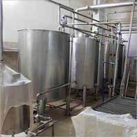 Industrial CIP System