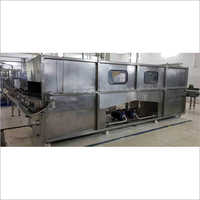 Industrial Cooling Tunnel And Warmer Machine