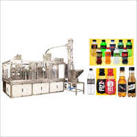 Rinsing Filling Capping Machine For Carbonated Soft Drink Carbonated Soda Drink Carbonated Fruit Drink Energy Drink Carbonated Fruit Beeer